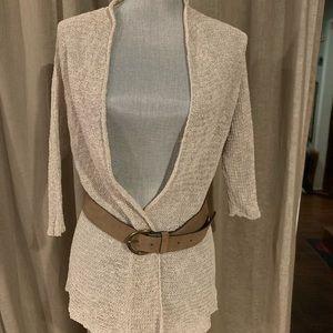 Eileen Fisher kimono style top